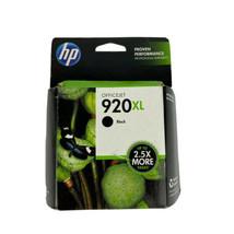 Hp 920XL Black Ink Cartridge CD975AN Genuine New - $19.99