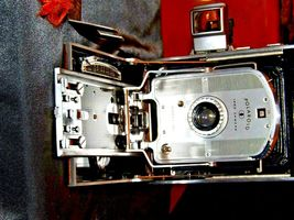 Polaroid Land Camera Model 95B USA AA19-1606 Antique image 12
