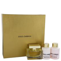Dolce & Gabbana The One Perfume Spray 3 Pcs Gift Set image 3