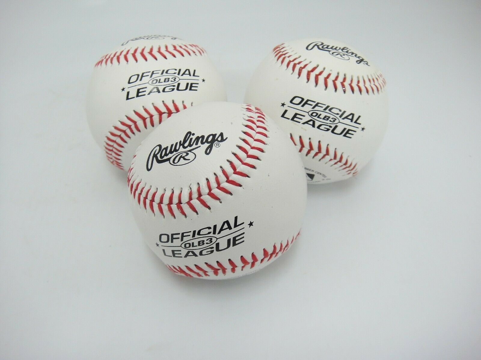 a87ef849 Rawlings OLB3 Lot of 3 Official Recreational and 27 similar items