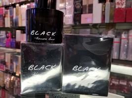 Kenneth Cole Black for Him / Men 1.7 oz 50 ml or 3.4 oz 100 ml * NEW SEALED BOX - $54.99