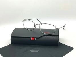 Carrera 146/V KJ1 Dark Ruthenium 55-18-140MM Eyeglasses Case & Cloth - $43.63