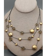 Kenneth Cole Floating Bead Necklace 1699 - $2.89