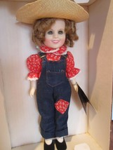 "1983 IDEAL 11"" SHIRLEY TEMPLE DOLL / REBECCA OF SUNNYBROOK FARM - $26.73"