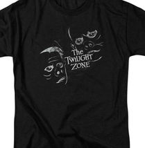 The Twilight Zone t-shirt retro 50s 60s Sci-Fi TV series graphic tee CBS1115 image 3
