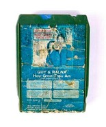 Guy & Ralna How Great Thou Art (8-Track Tape, 8058-8148 H) - $6.80