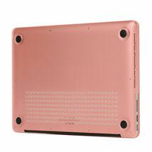 "Incase Hard-Shell Case for Apple MacBook Pro Retina 13"" Dots Clear Rose Quartz image 7"
