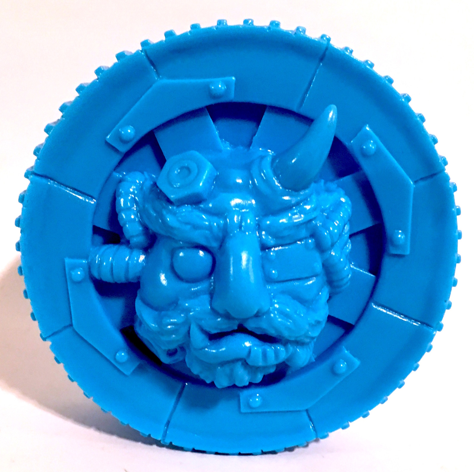 Blue Demon Wheel Yokai Unpainted