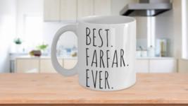 Best Farfar Ever Mug Swedish Norwegian Danish Grandfather Christmas Gift... - $14.65+