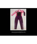 Dive & Sail Wetsuit Kids Sz L Pink & Purple Water Sports Diving - $21.99