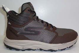 Skechers Size 10 GO TRAIL 2 Brown Hiking High Top Sneakers New Women's S... - $117.81