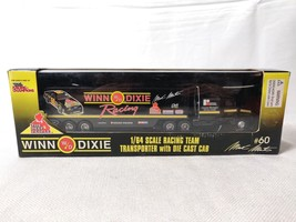 Racing Champions Mark Martin #60 NASCAR Winn Dixie 1:64 Team Transporter 1996 - $22.50