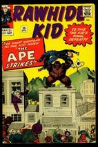 Rawhide Kid #39 1964- Marvel Western- Jack Kirby- VG/FN - $43.46