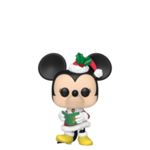 Funko Pop! Disney: Holiday - Minnie - $9.89