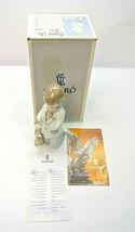 "Lladro Figurine ""BLESS US ALL"" #6582 - Ret 2004 by L Alvarez - $89.99"