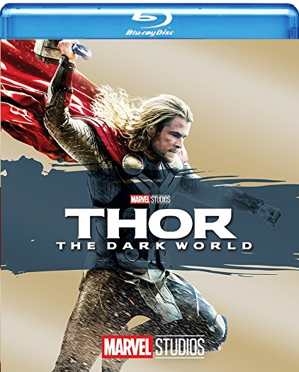 Marvel's Thor The Dark World [Blu-ray]