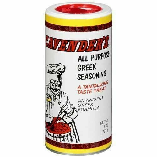 Primary image for Cavender's All Purpose Greek Seasoning 3.25 oz