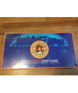 NEW!! Vintage Double Crossing- The Lionel Train Game New Sealed 1988 - $39.95