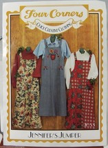 Four Corners Sewing Pattern Jennifer's Jumper 9653 Creative Clothing Siz... - $6.89