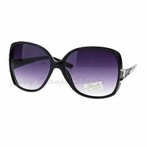 Women's Designer Fashion Sunglasses Oversized Square Giselle - $13.26 CAD
