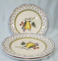 Studio Nova Fruit Bowl SH513 Dinner Plates set of 3 - $47.41