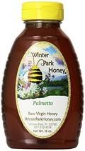 Winter Park Honey - Raw Palmetto Honey 16oz - $19.28