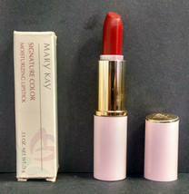 Mary Kay Signature Color Moiturizing Lipstick, 6H28 Brick, 1738, 0.13 Ou... - $6.97