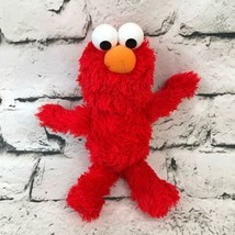 Sesame Street Talking Elmo Plush Classic Red Stuffed Animal Soft Toy Mat... - $14.84