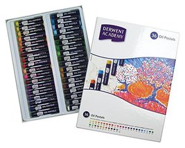 Derwent Academy Oil Pastel Color (Set of 36) - $69.95