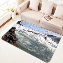 3D Waterfall 05 Non Slip Rug Mat Room Mat Quality Elegant Photo Carpet U... - $106.68+