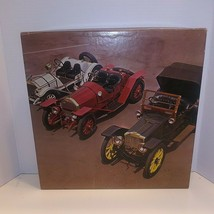 Vintage 1981 Eaton Classic Cars Jigsaw Puzzle 15-393-90 Complete Springbok Style - $9.89