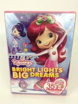 Strawberry Shortcake 35 Birthday DVD & Digital + Puzzle Bright Lights Bi... - $10.84