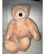 """North American Bear Company Peaches Large Plush 19"""" Jointed Teddy EUC 1989 - $21.77"""