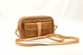 LOUIS VUITTON Vernis Christie MM Shoulder Bag Bronze M91109 LV Auth sa2256 - $498.00