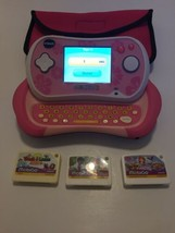VTech MobiGo 2 Touch Learning System Youth Educational Game System Bundl... - $29.70