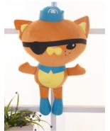 Octonauts Octoplush Plush Kwazii Kitten Large Plush Toy - $27.75