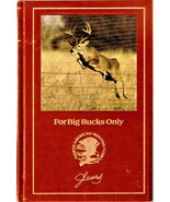 NAHC North American Hunting Club  FOR BIG BUCKS ONLY Hunter's Informatio... - $16.34
