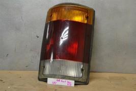 1992-1994 Ford Econoline E150 E250 E350 Van Oem Left Driver tail light 0... - $19.79
