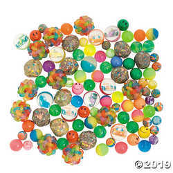 Primary image for  Bulk Bouncing Ball Assortment