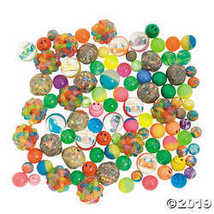 Bulk Bouncing Ball Assortment - $23.49