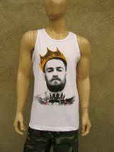 Conor Notorious McGregor  Head Poster White  - Tank Top  - Irish Pride  MMA king - $17.99+