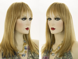 Long Premium Remy Human Hair  Skin Top Straight Blonde Brunette Red Wigs  - $458.99