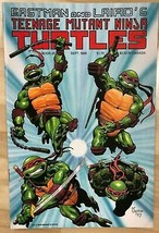 TEENAGE MUTANT NINJA TURTLES #25 (1989) Mirage Studios FINE- - $9.89