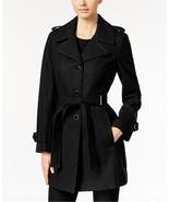 Calvin Klein Belted Wool-Blend Walker Coat MSRP$275.00 - $99.00