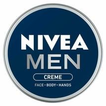 NIVEA MEN Creme, Face Body & Hands, Moisturizing Cream, 30ml and NIVEA M... - $6.95+