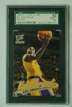 1996-97 Fleer Ultra KOBE BRYANT #52 ROOKIE CARD RC SGC 92 NEAR MINT+ (DR) - $299.99