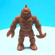 M.U.S.C.L.E. Mattel muscle men wrestling action figure flesh #19 Black K... - $9.85
