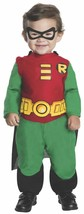 Rubies Teen Titans Go! Robin DC Comics Infant Toddler Halloween Costume ... - $31.87+