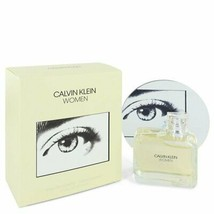 Calvin Klein Woman By Calvin Klein Eau De Toilette Spray 3.3 Oz For Women - $51.15