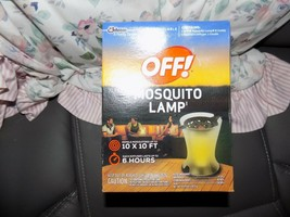 Off! Mosquito Lamp Insect Repellant - 1 Ct - Pack of 1 NEW - $24.64